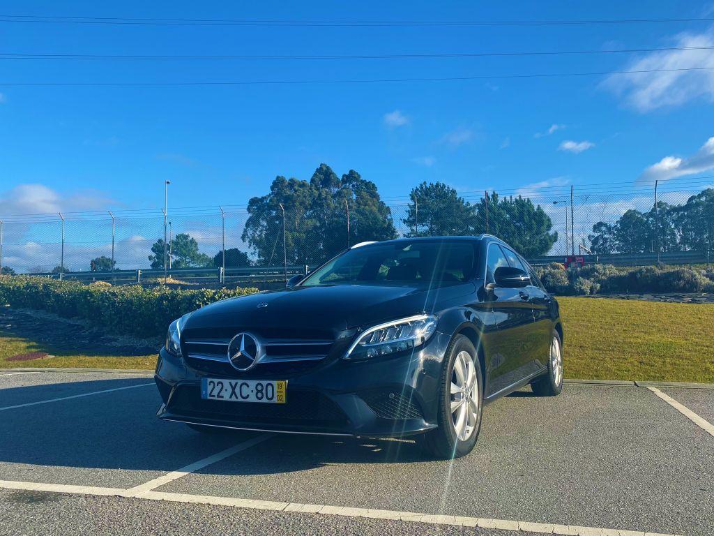 Mercedes Benz Classe C 220 D Station Auto segunda mão Porto