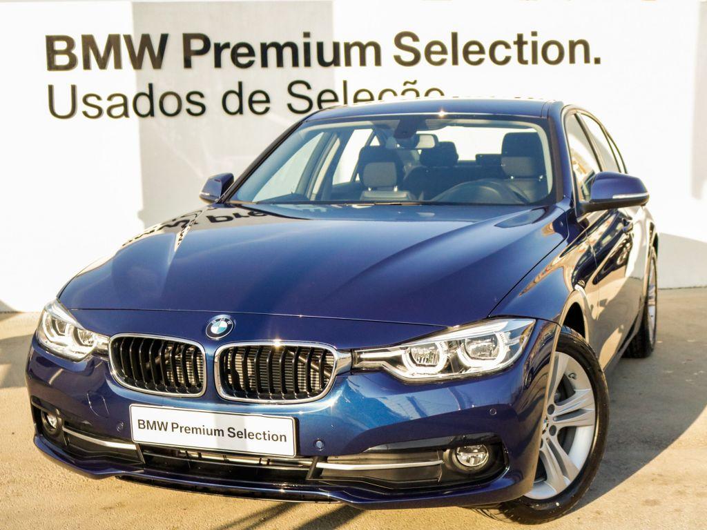 BMW Serie 3 318d Auto Sport segunda mão Lisboa