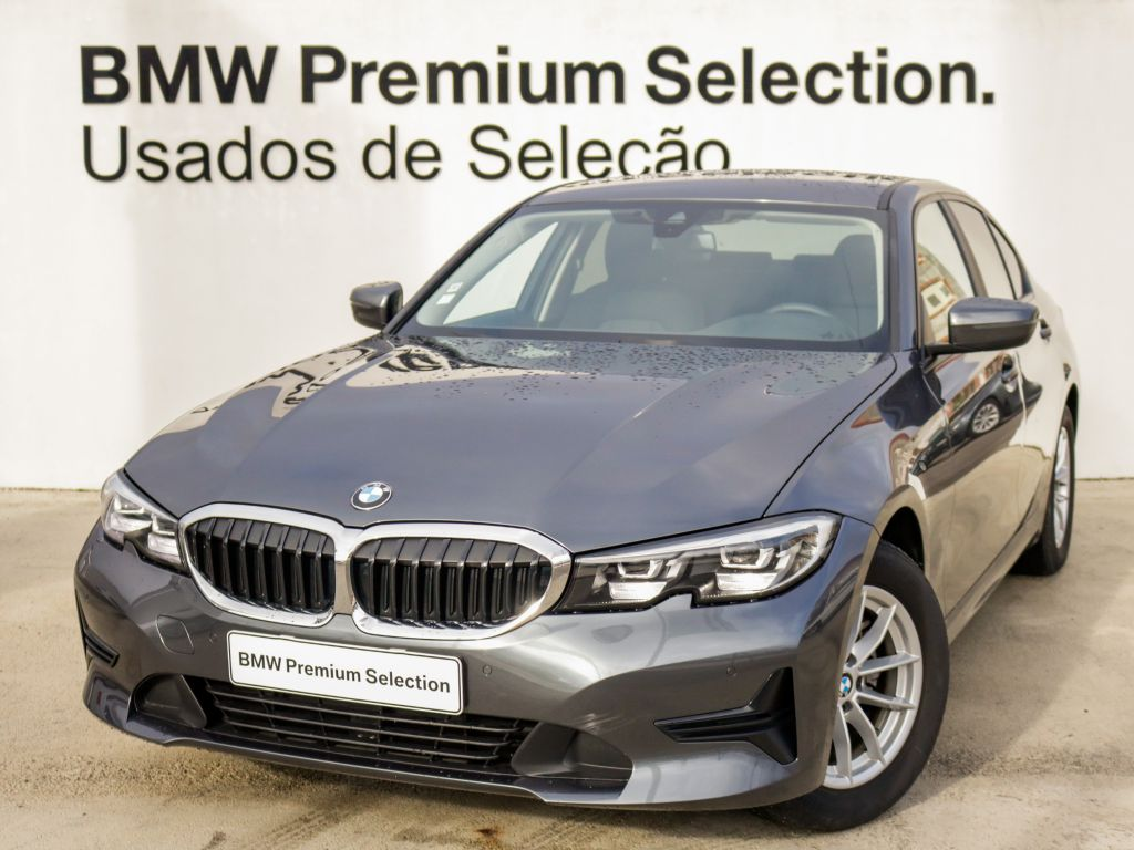 BMW Serie 3 318d segunda mão Lisboa