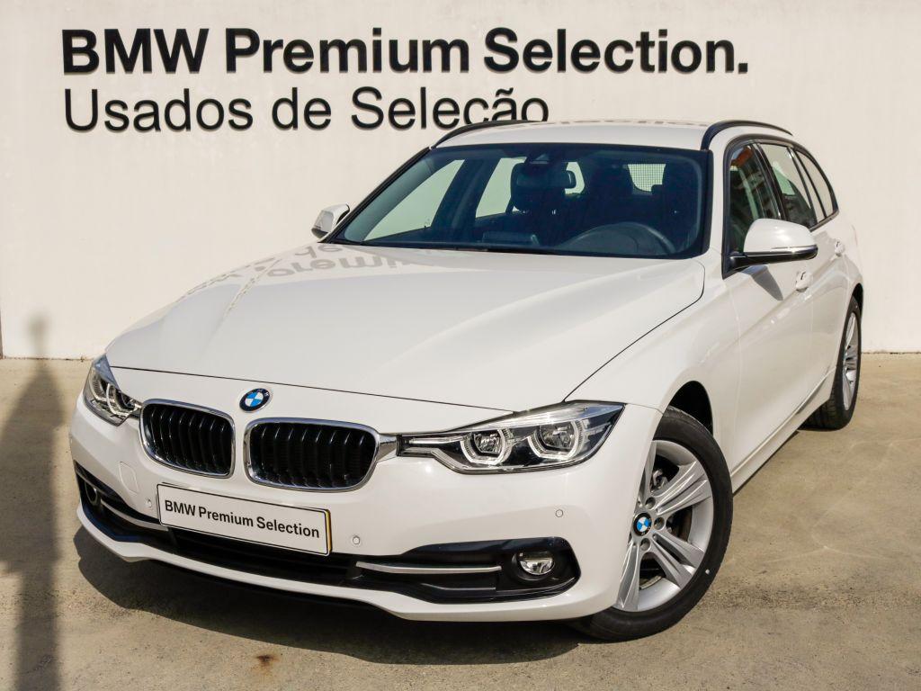 BMW Serie 3 318d Touring Auto segunda mão Lisboa