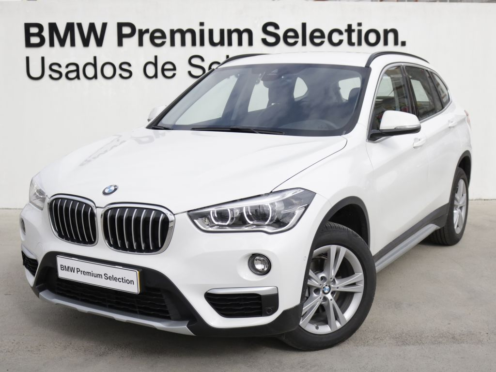 BMW X1 sDrive16d usada Lisboa