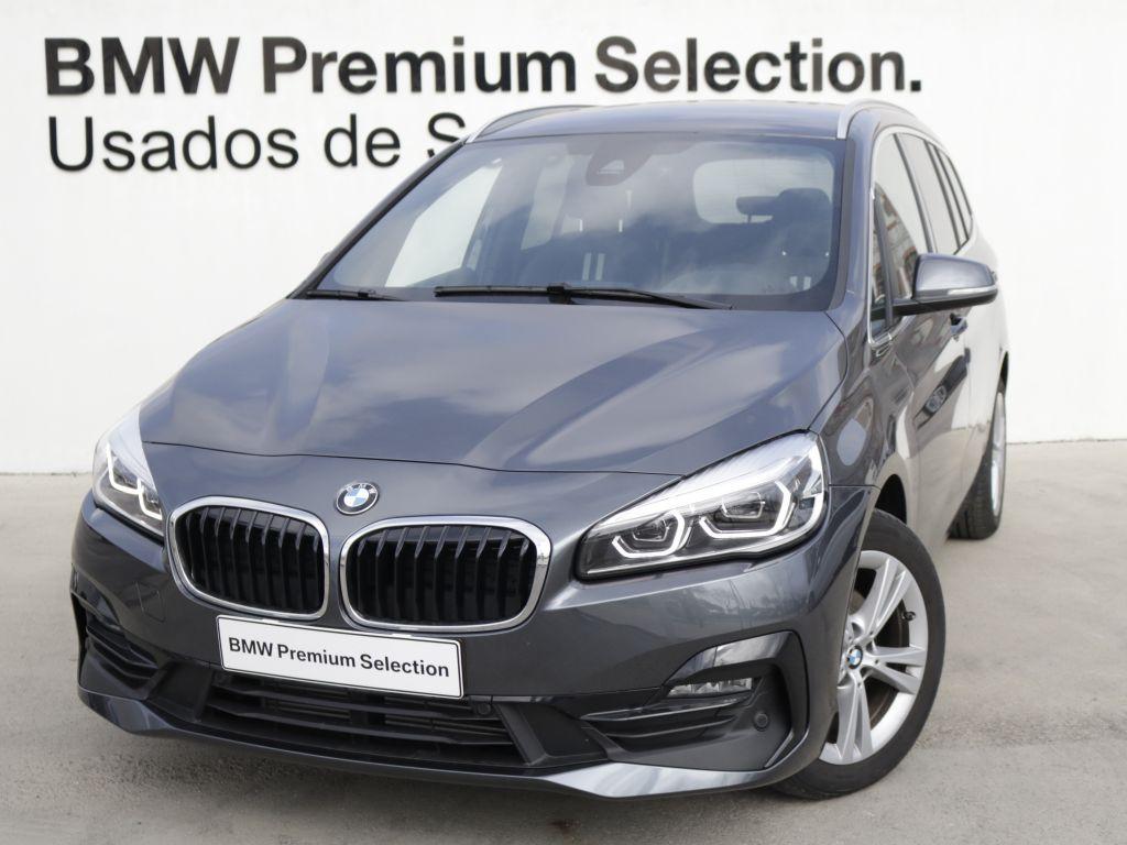 BMW Serie 2 Gran Tourer 216d Gran Tourer 7 Lug  usada Lisboa