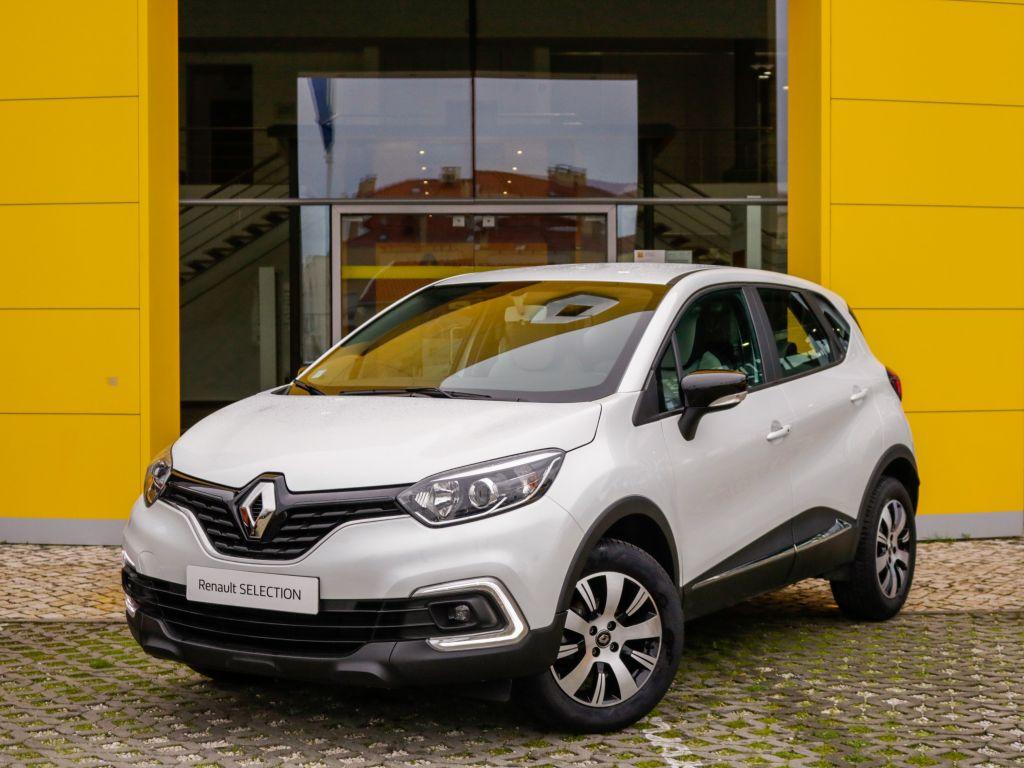 Renault Captur 0.9 TCe 90 Zen usada Setúbal