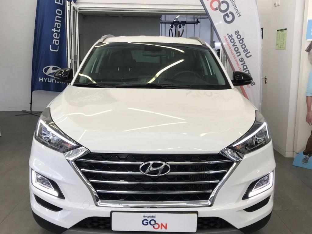 Hyundai Tucson 1.6 CRDi Premium+Pack Pele usada Porto
