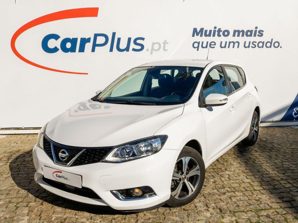 Nissan PULSAR 1.5 dCi 110cv Acenta segunda mão Lisboa