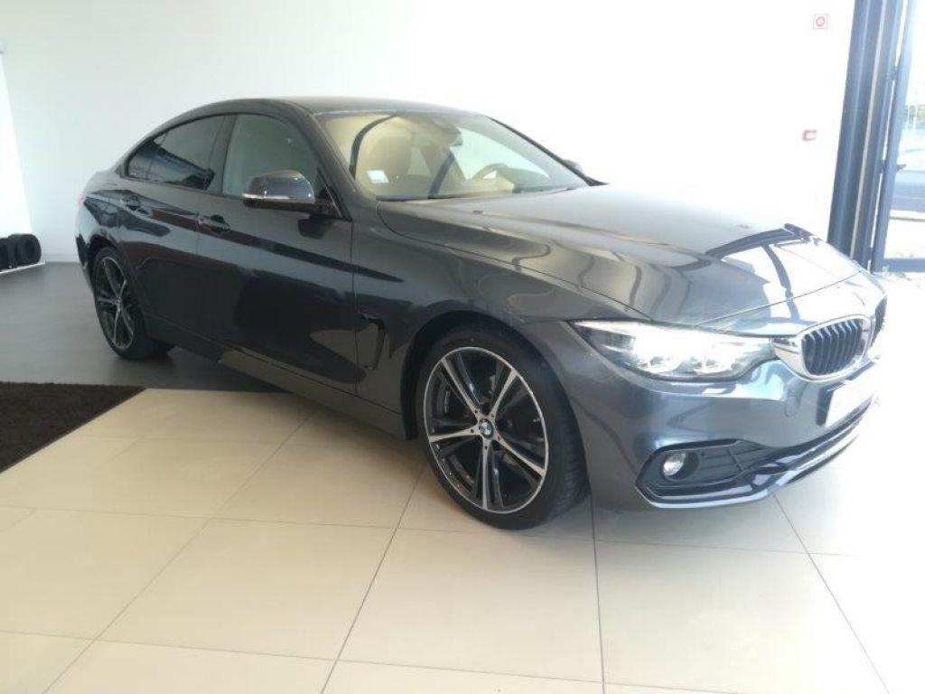 BMW Serie 4 418d Gran Coupe Auto Line Sport segunda mão Porto