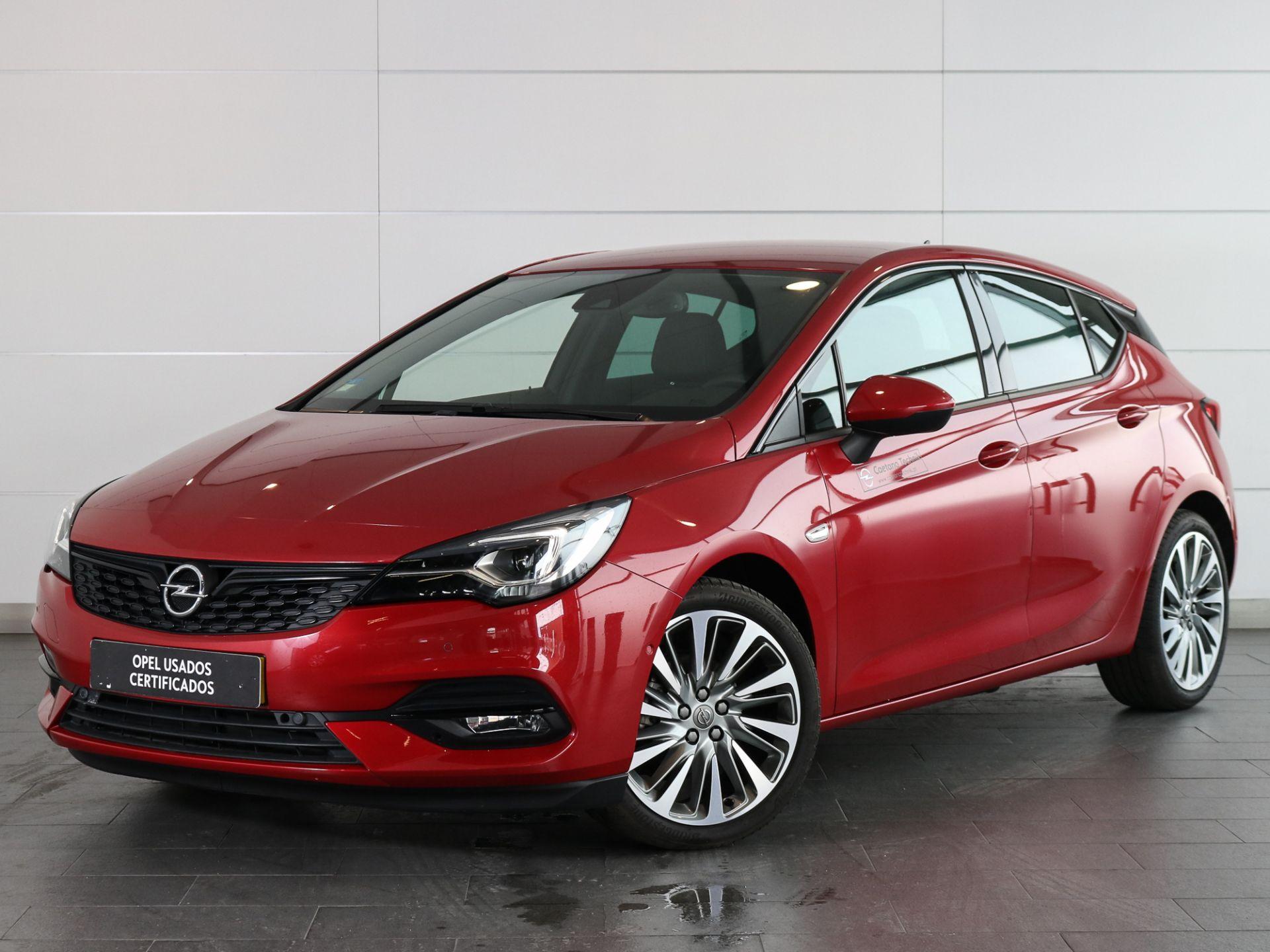Opel Astra 1.2 Turbo 130cv Ultimate segunda mão Setúbal