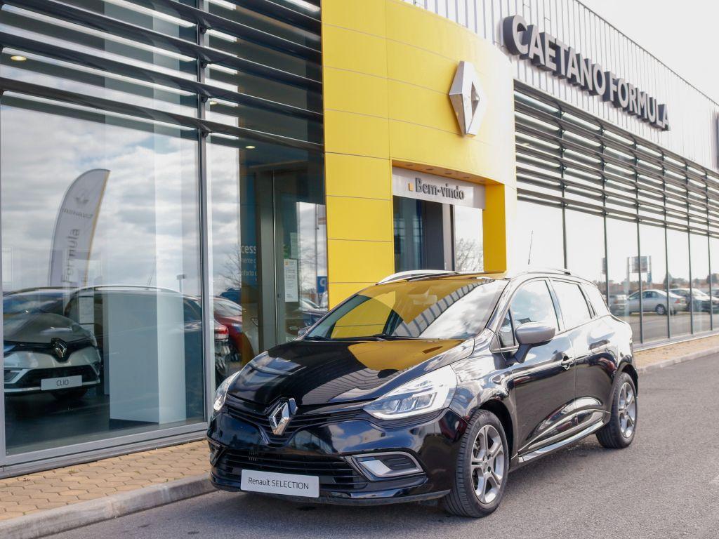 Renault Clio 0.9 Energy TCe 90 GT Line segunda mão Setúbal