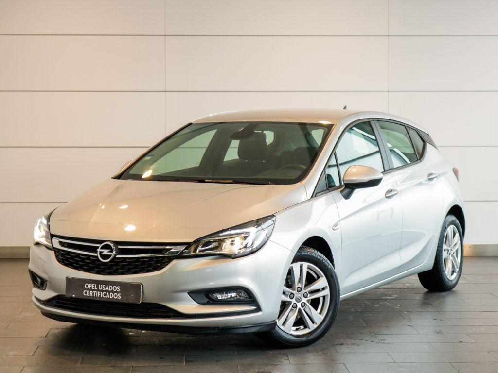 Opel Astra 1.6 Turbo D 95cv Business Edition segunda mão Setúbal