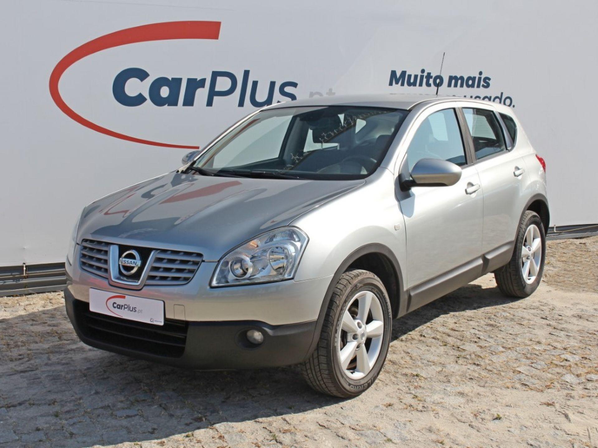 Nissan Qashqai 1.5 Acenta 106cv 4X2 ESP Jantes 17 segunda mão Braga