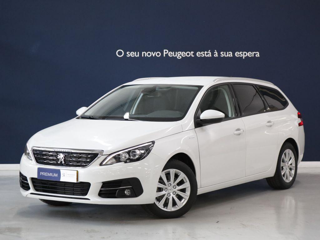 Peugeot 308 SW 1.5 BlueHDi 130cv Style SW segunda mão Setúbal