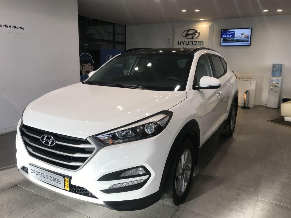 Hyundai Tucson 1.7 CRDi Premium MY18 usada Porto