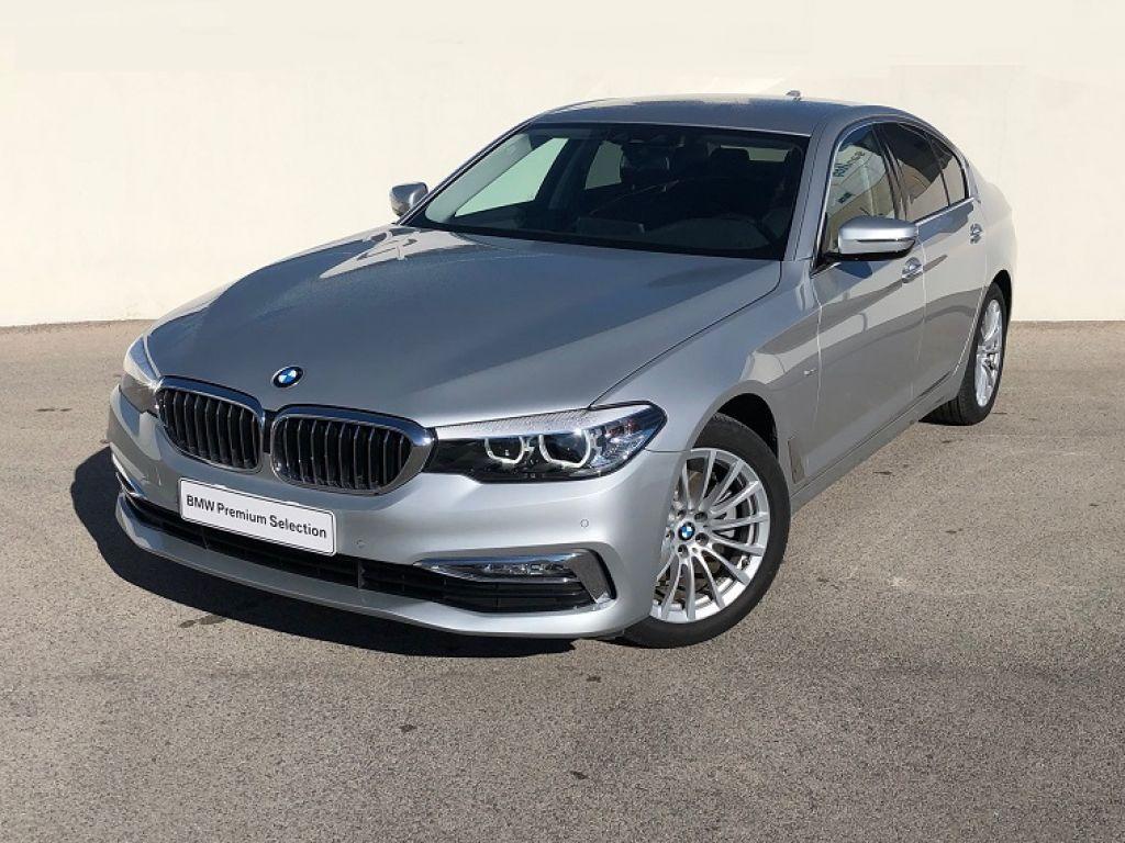 BMW Serie 5 520d segunda mão Faro
