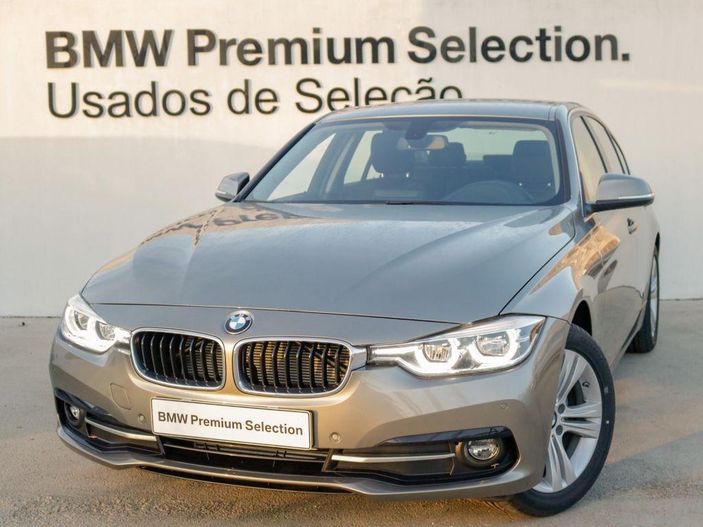 BMW Serie 3 318d Sport Auto segunda mão Lisboa