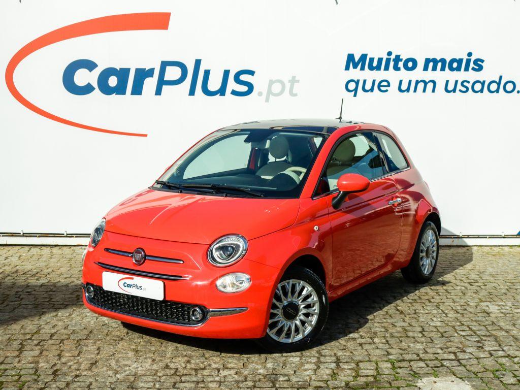 Fiat 500 1.2 8v 69cv Lounge Dualogic segunda mão Lisboa
