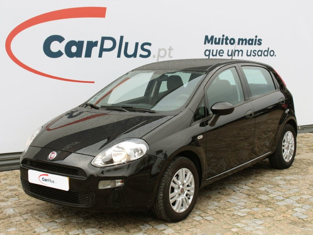 Fiat Punto 1.2 8v 69cv Easy segunda mão Porto