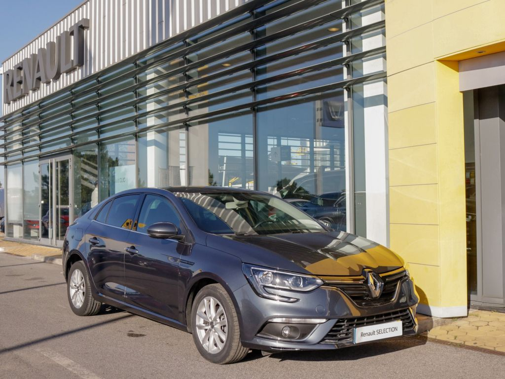 Renault Megane 1.5 dCi 110 Energy Limited Grand Coupé segunda mão Setúbal
