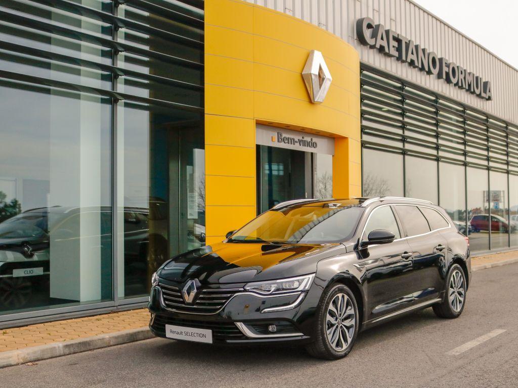 Renault Talisman 1.6dCi 160 Energy Executive EDTourer usada Setúbal