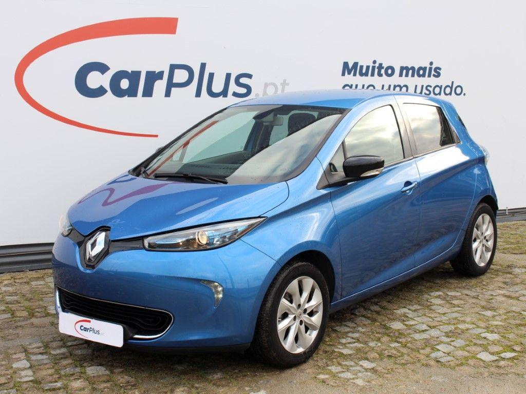 Renault ZOE Intens 40 segunda mão Porto