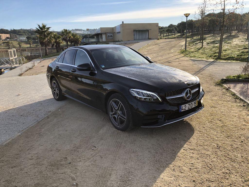 Mercedes Benz Classe C C300 de segunda mão Castelo Branco