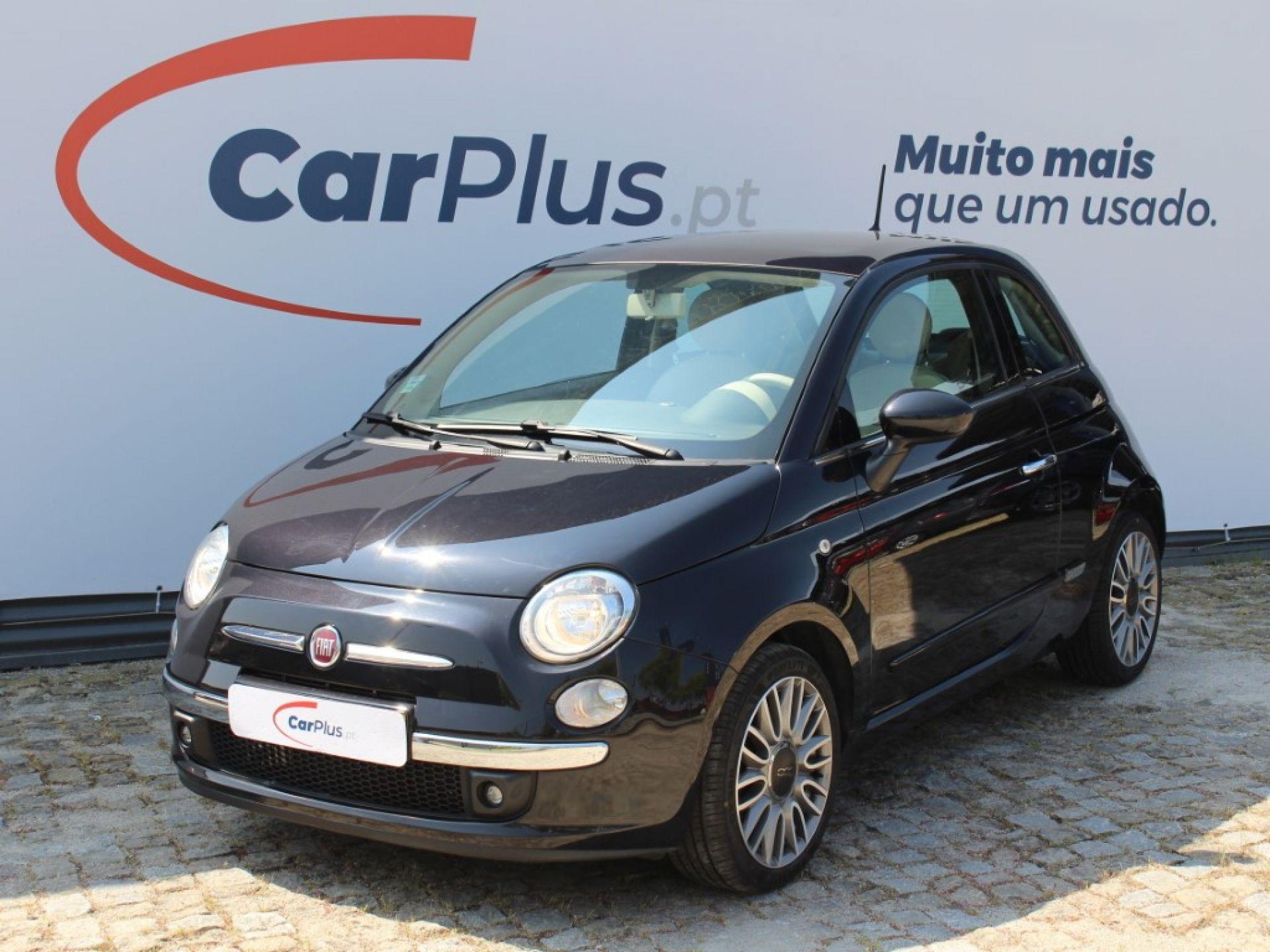 Fiat 500 1.3 Multijet 16v 95cv S&Lounge segunda mão Braga