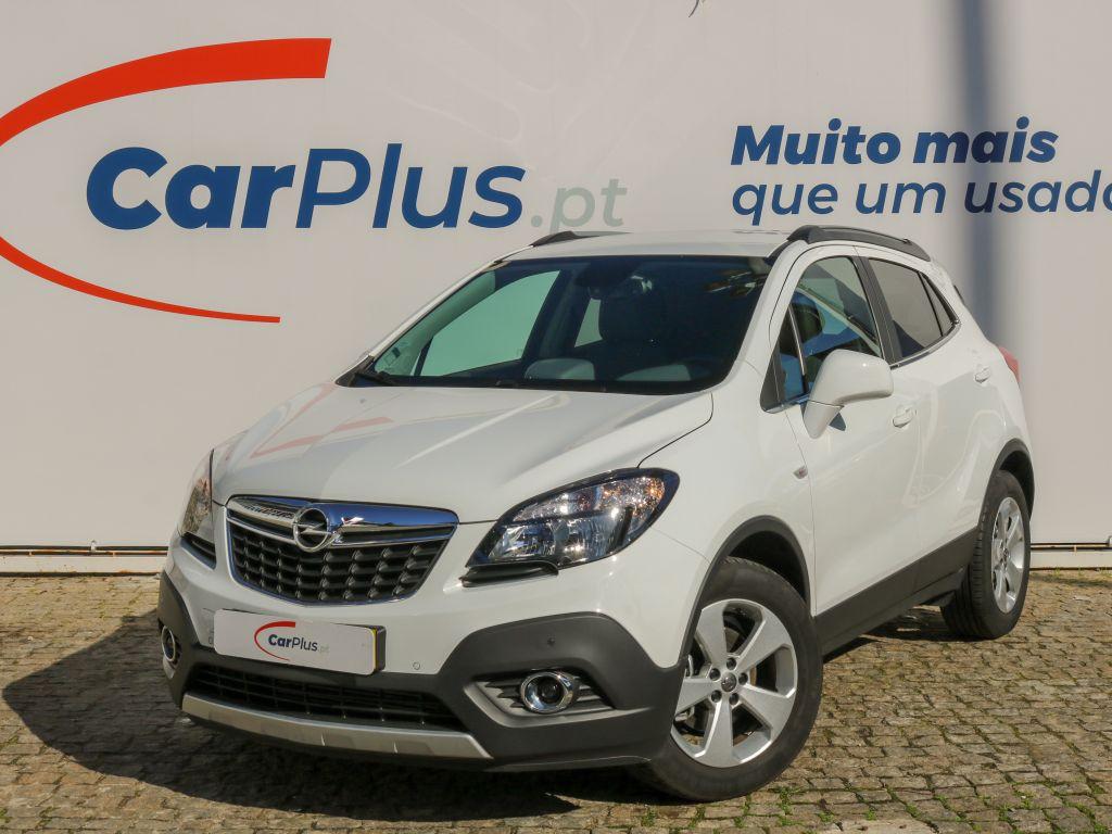 Opel Mokka X 1.6CDTI 136cv S/Innovation FWD segunda mão Lisboa