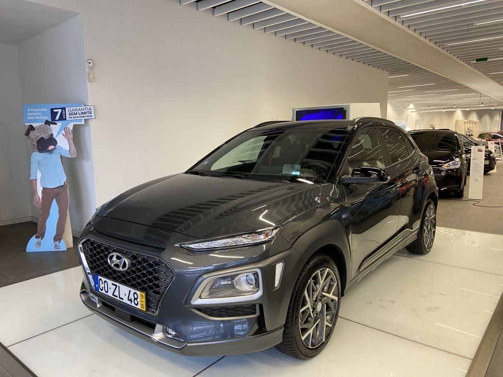 Hyundai Kauai HE4x2 1.6 GDi Premium usada Lisboa