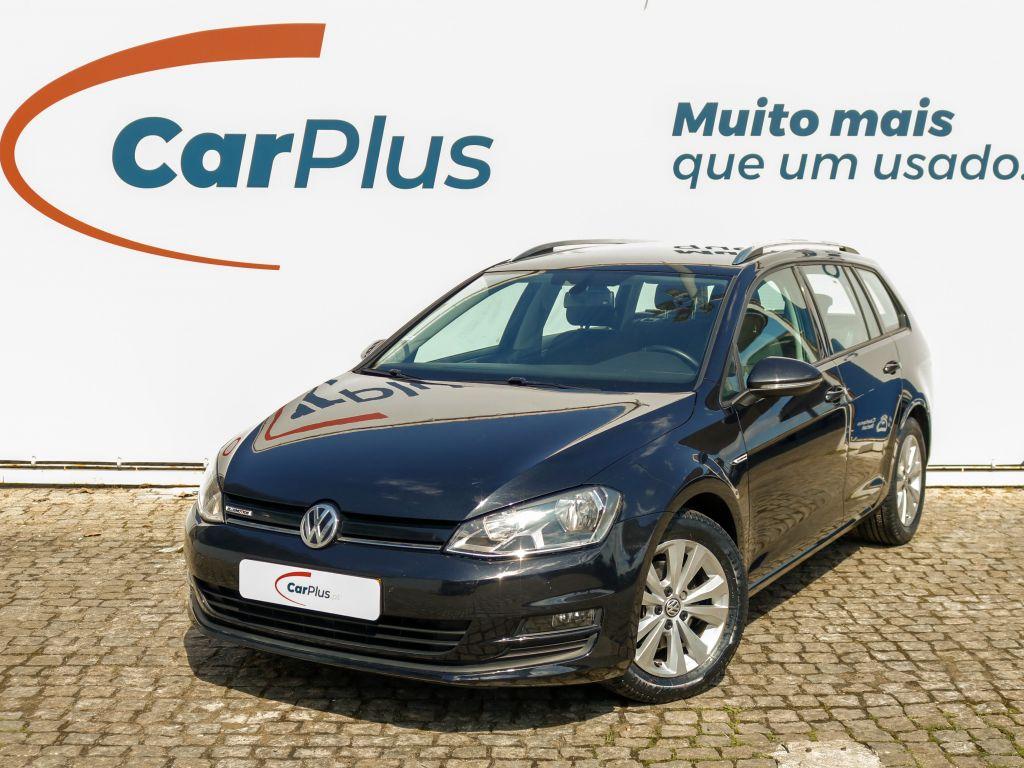Volkswagen Golf Variant 1.6 TDI Confortline segunda mão Lisboa