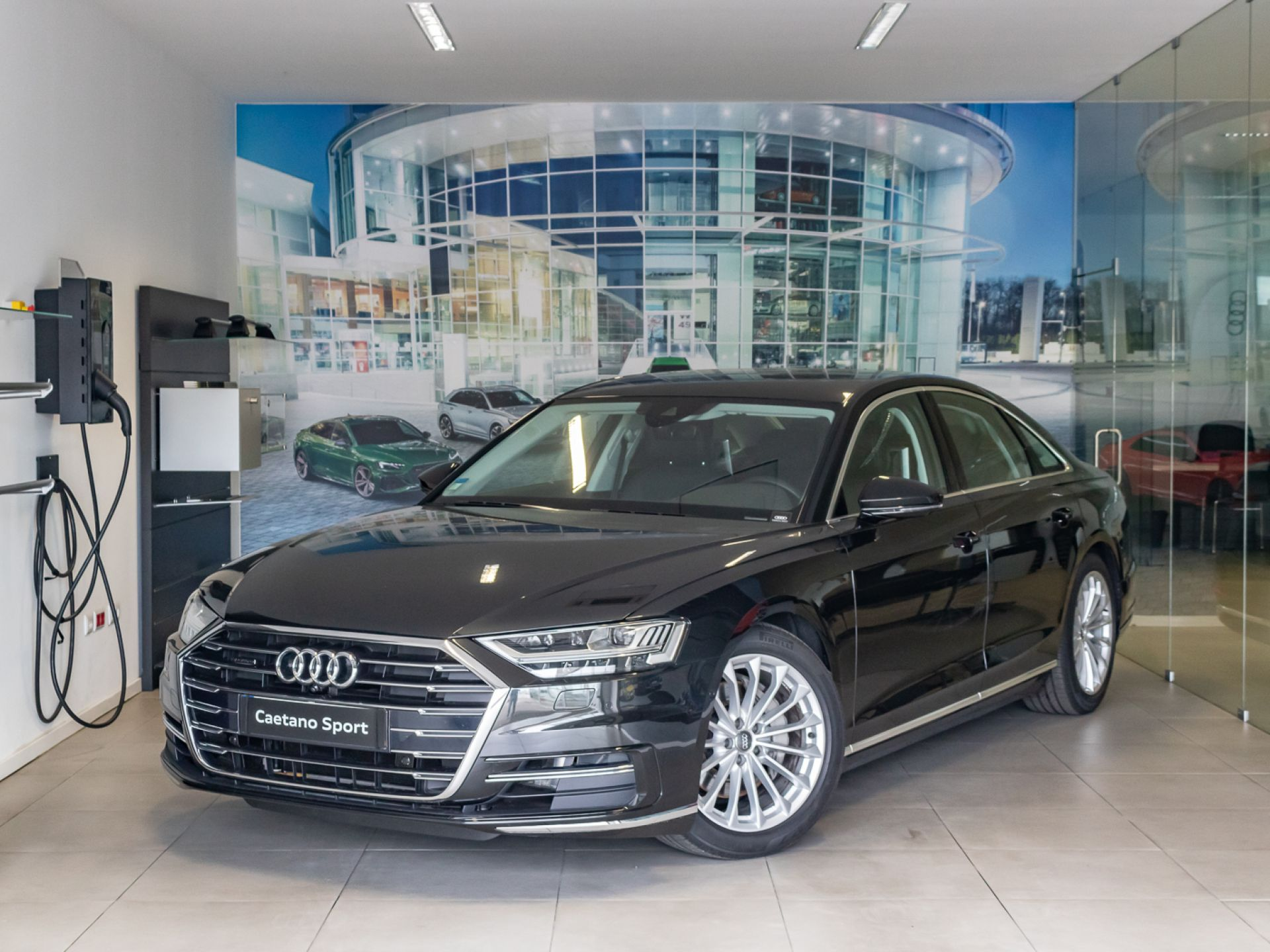 Audi A8 3.0 50 TDI MHEquattro tiptronic segunda mão Lisboa