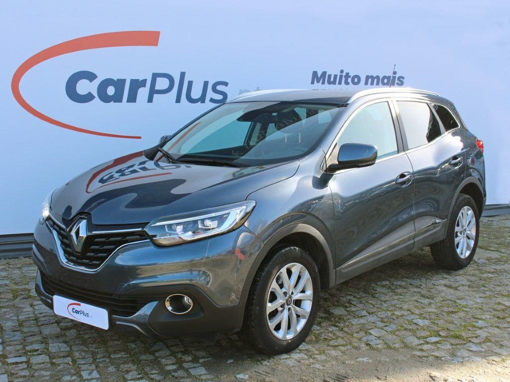 Renault Kadjar 1.5 dCi Energy 110 Exclusive segunda mão Porto