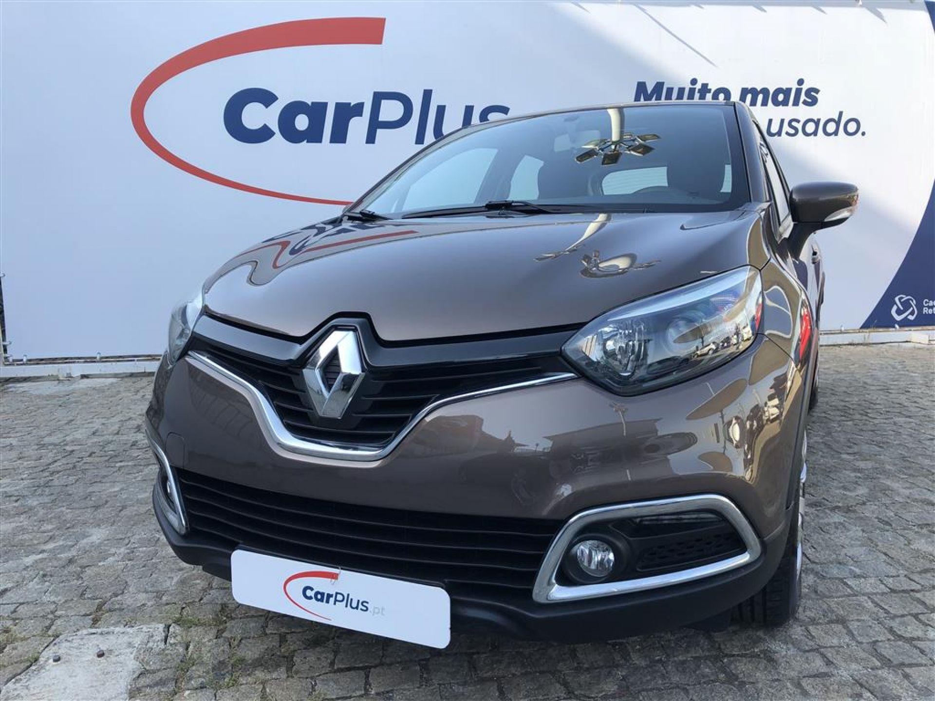 Renault Captur 1.5 dCi 90cv S&Energy ECO2 Sport segunda mão Lisboa