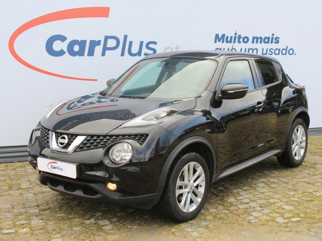 Nissan JUKE 1.2 DIG-T Tekna segunda mão Braga