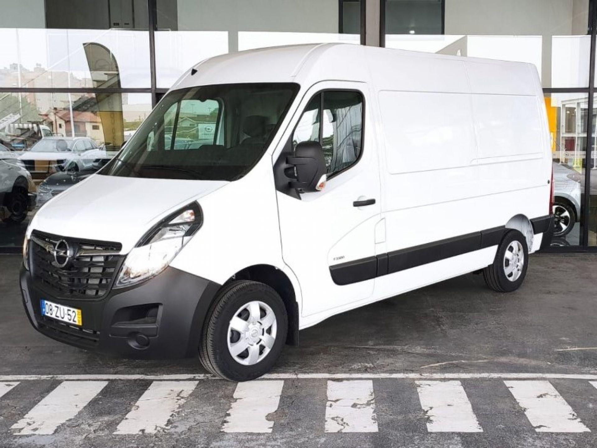 Opel Movano  L2H2 3.3T Tração Dianteira 2.3D 150cv usada Porto
