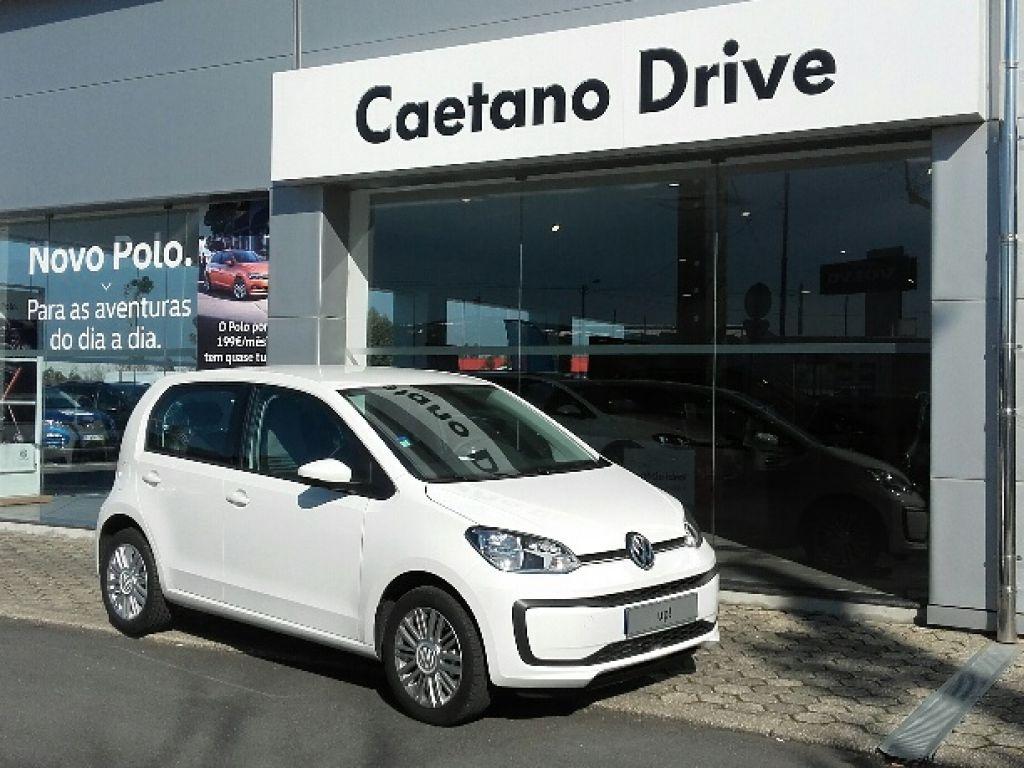 Volkswagen up! 1.0 60cv Move up BlueMotion Tech segunda mão Aveiro