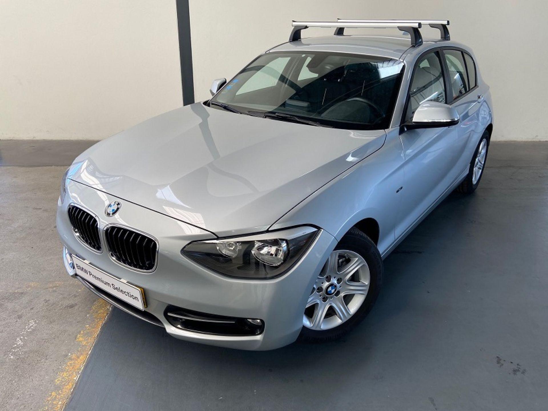 BMW Serie 1 116d EfficientDynamics segunda mão Faro