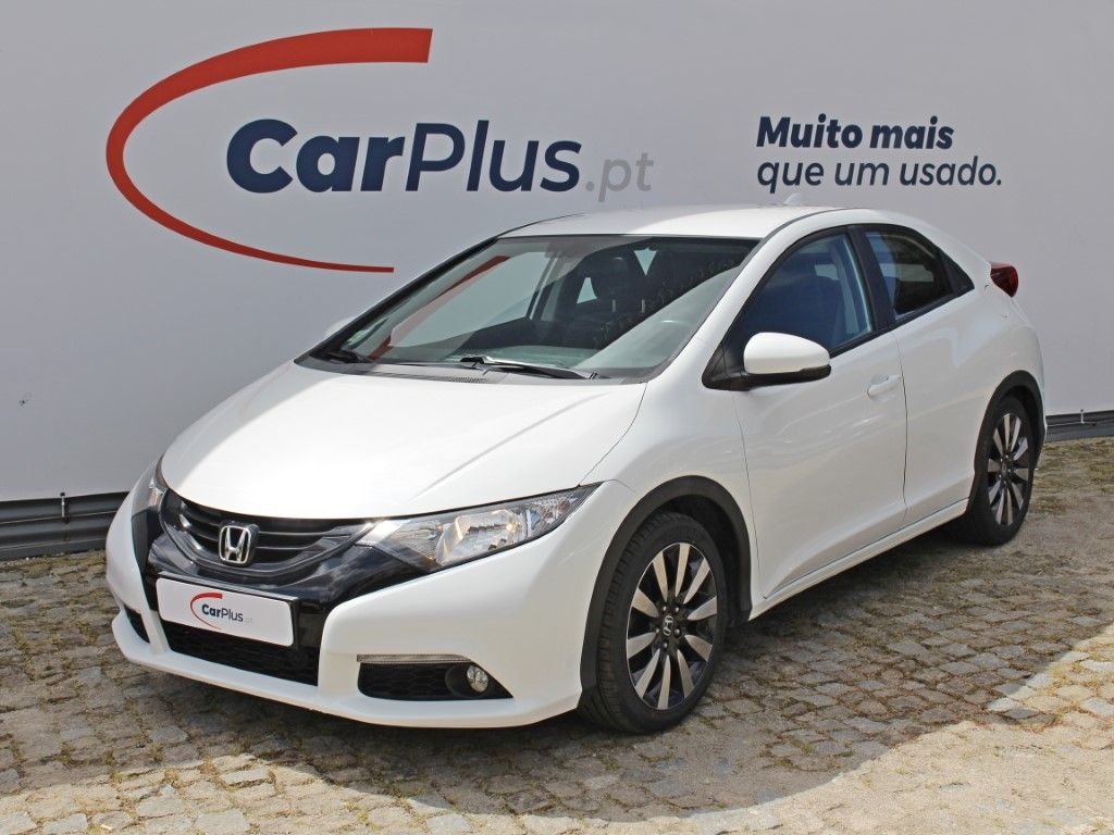 Honda Civic 1.6 i-DTESport segunda mão Braga