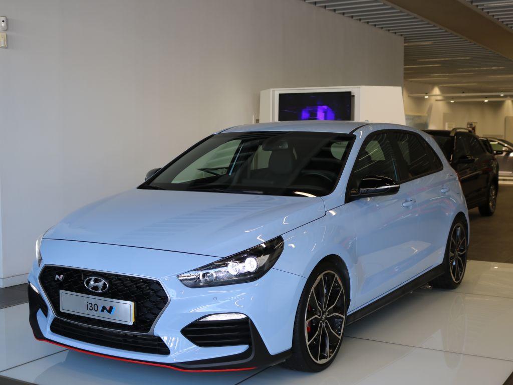Hyundai i30 2.0 TGDi N Performance Pack 275 CV usada Lisboa