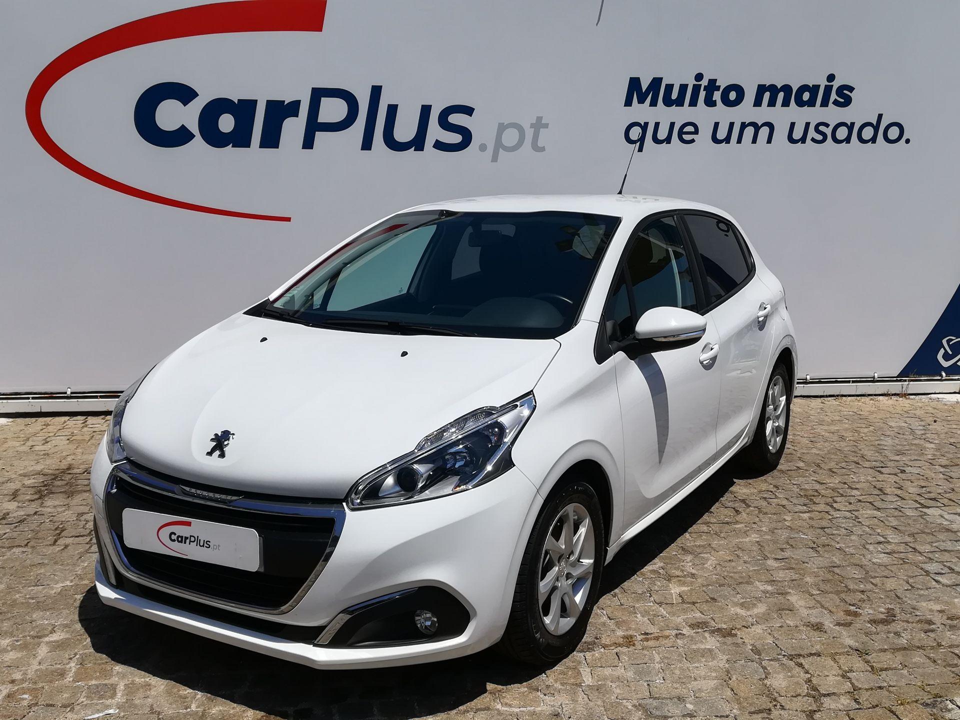 Peugeot 208 Active 1.6 BlueHDi 100 CVM5 segunda mão Lisboa