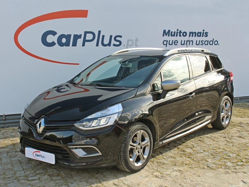 Renault Clio  ST 1.5 dCi GT Line segunda mão Porto