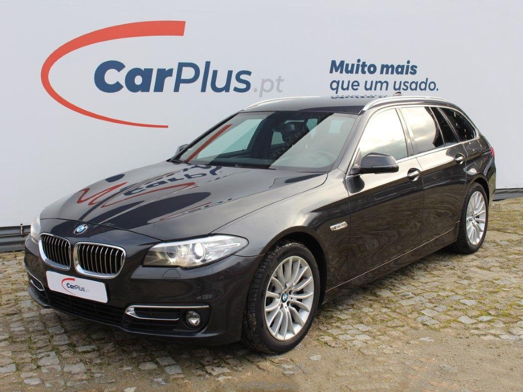 BMW Serie 5 520d Touring segunda mão Porto