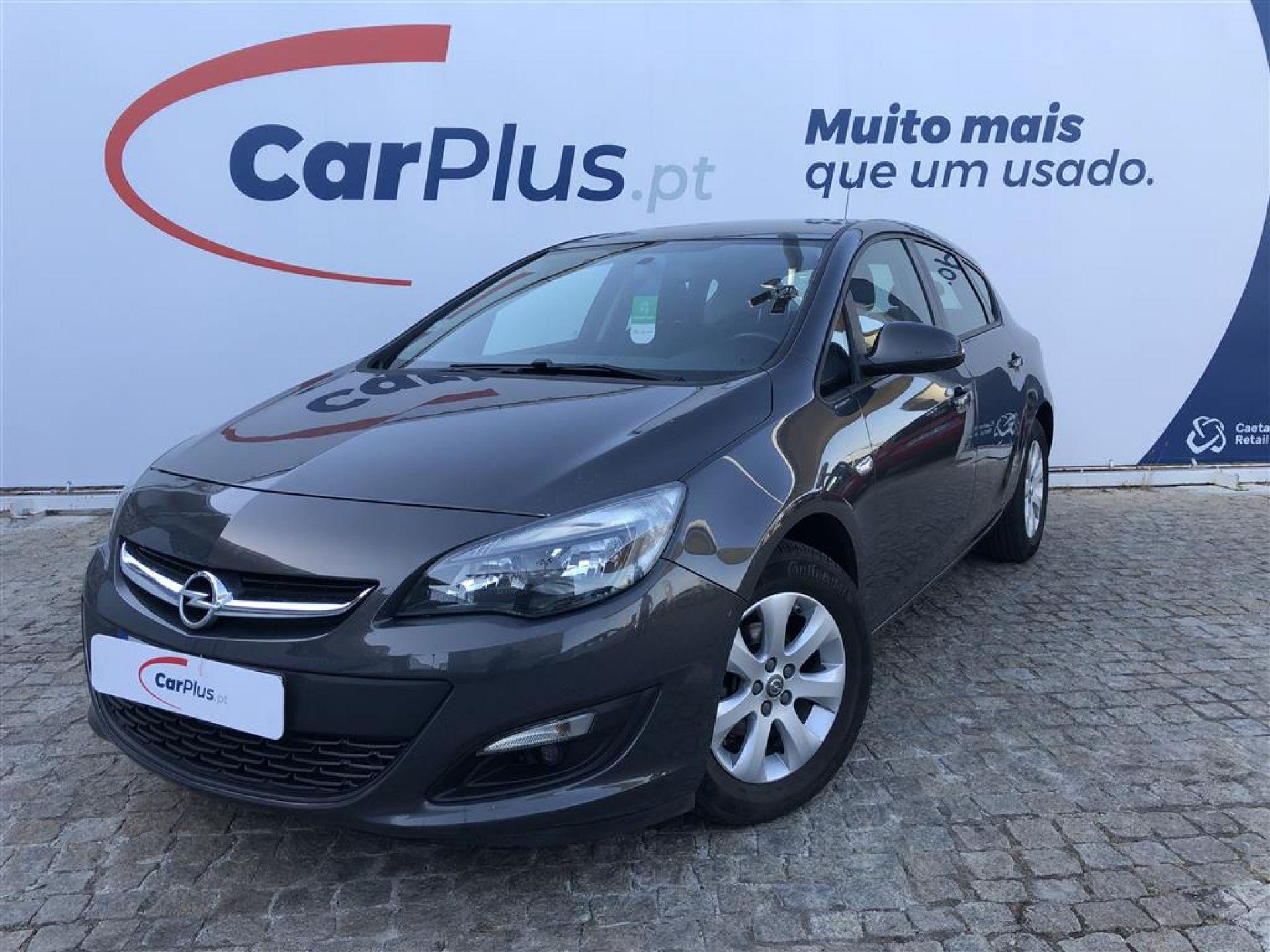 Opel Astra 1.3 CDTI 95cv S/Executive segunda mão Lisboa