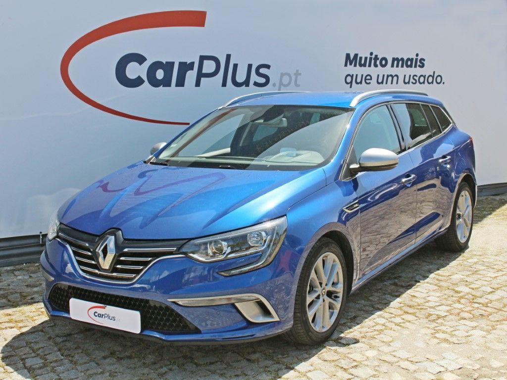 Renault Megane ST 1.5 Blue dCi 115cv GT Line segunda mão Porto