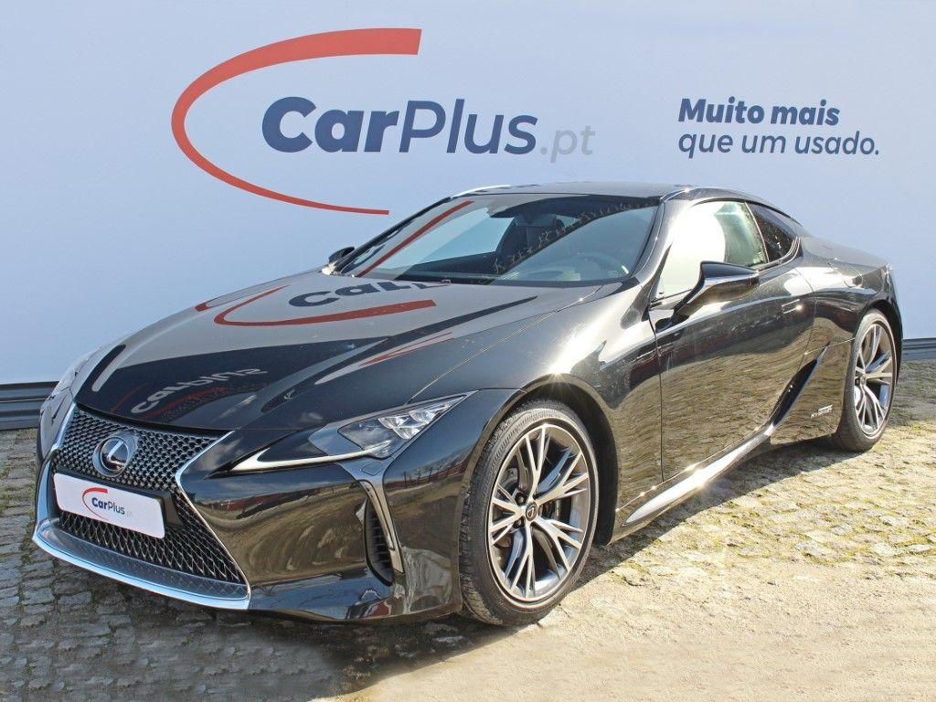 Lexus LC 500h Luxury segunda mão Porto