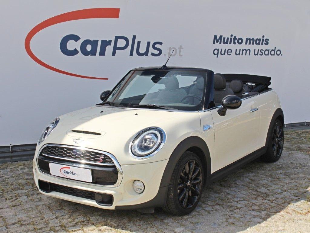 Mini Mini Cooper Cabrio segunda mão Porto