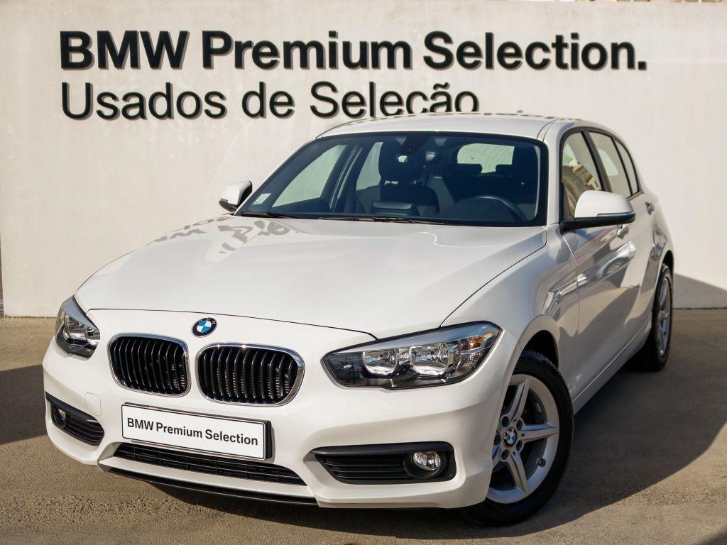 BMW Serie 1 116d Advantage  segunda mão Lisboa