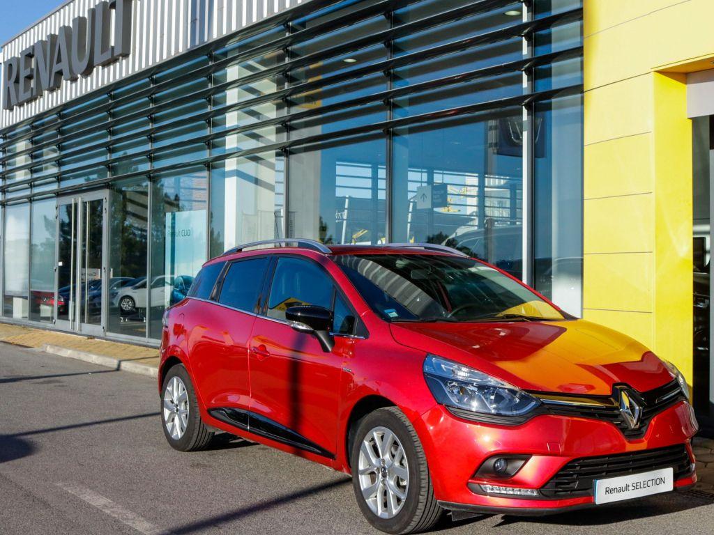 Renault Clio 1.5 dCi 90 Limited segunda mão Setúbal