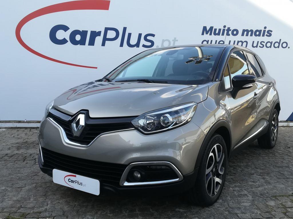 Renault Captur 1.5 dCi 90cv  ECO2 Exclusive segunda mão Lisboa