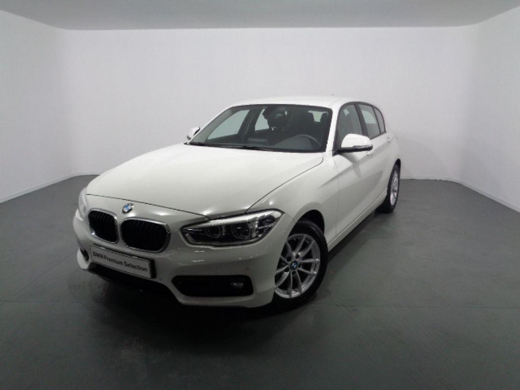 BMW Serie 1 116d Auto Line Sport segunda mão Porto
