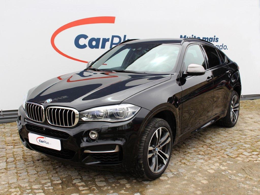 BMW X6 M50d segunda mão Porto