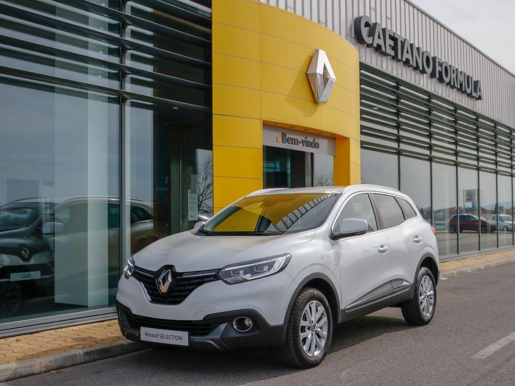 Renault Kadjar 1.5 dCi Energy 110 Exclusive usada Setúbal